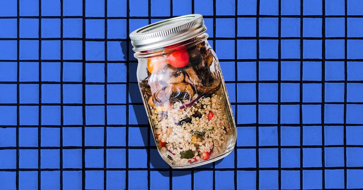 Mason Jar Meals 24 Healthy Breakfasts Salads And Entrees