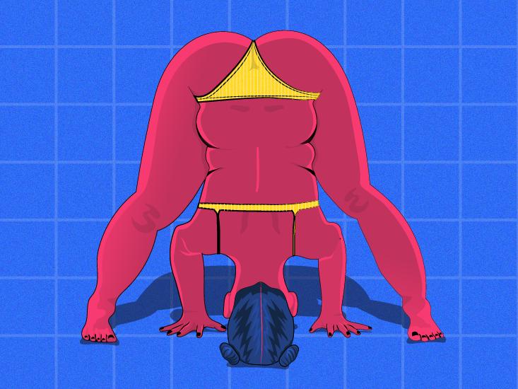 Yoga sex positions
