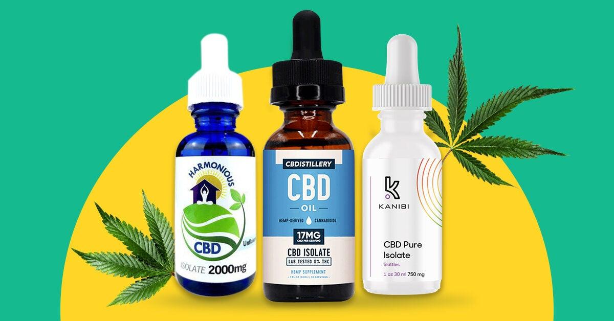Image result for THC free CBD