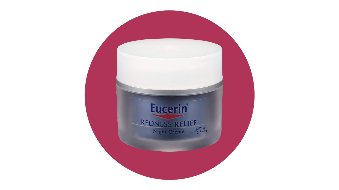 Eucerin Redness Relief Night Cream