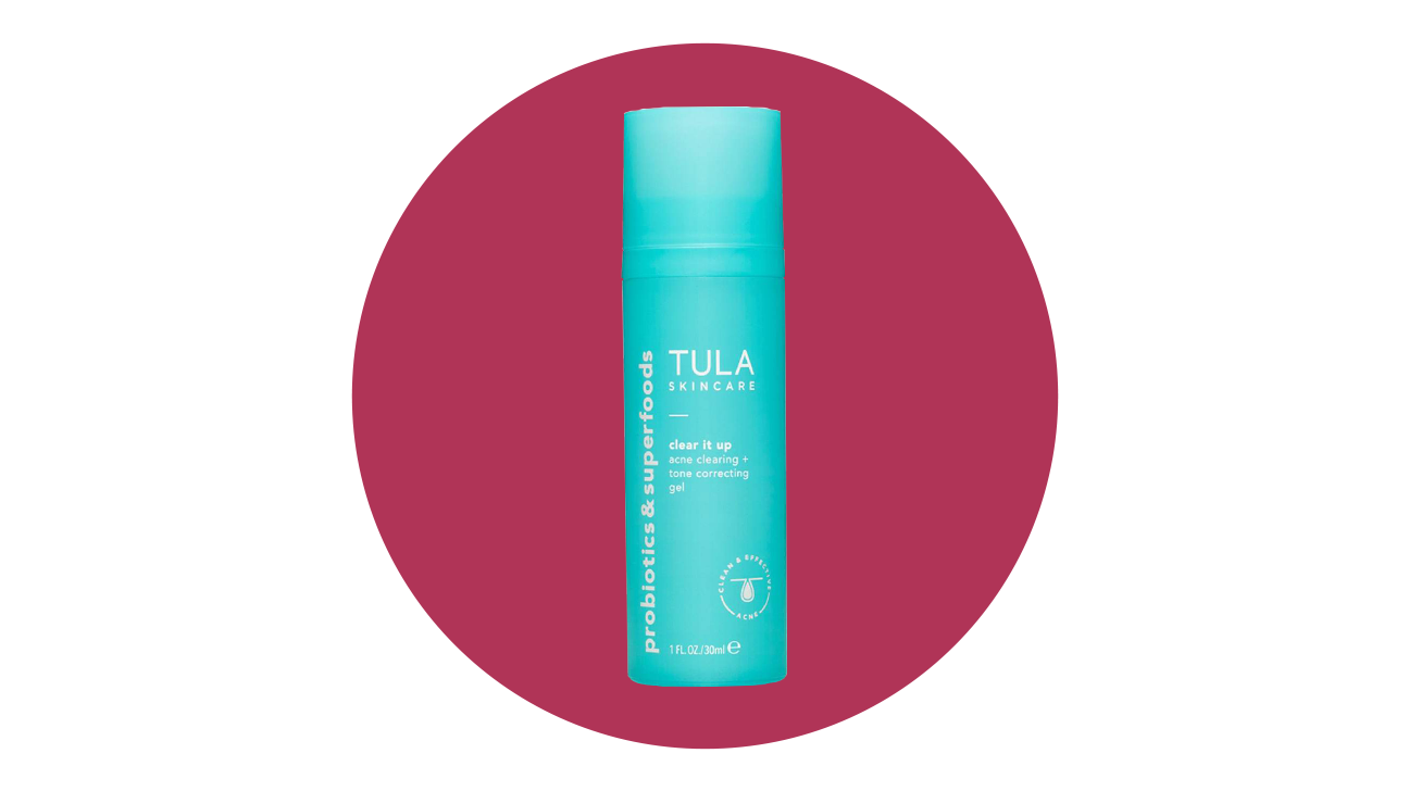 TULA Skincare Clear It Up Acne Clearing + Tone Correcting Gel