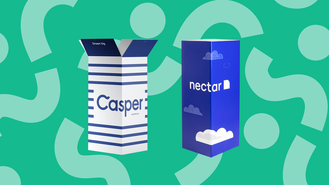 Nectar Vs Casper Mattress Comparison 2021