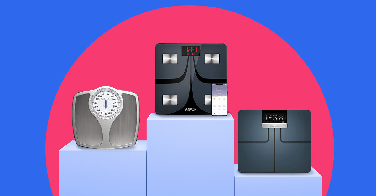 The Right Weigh: The Best Bathroom Scales of 2021