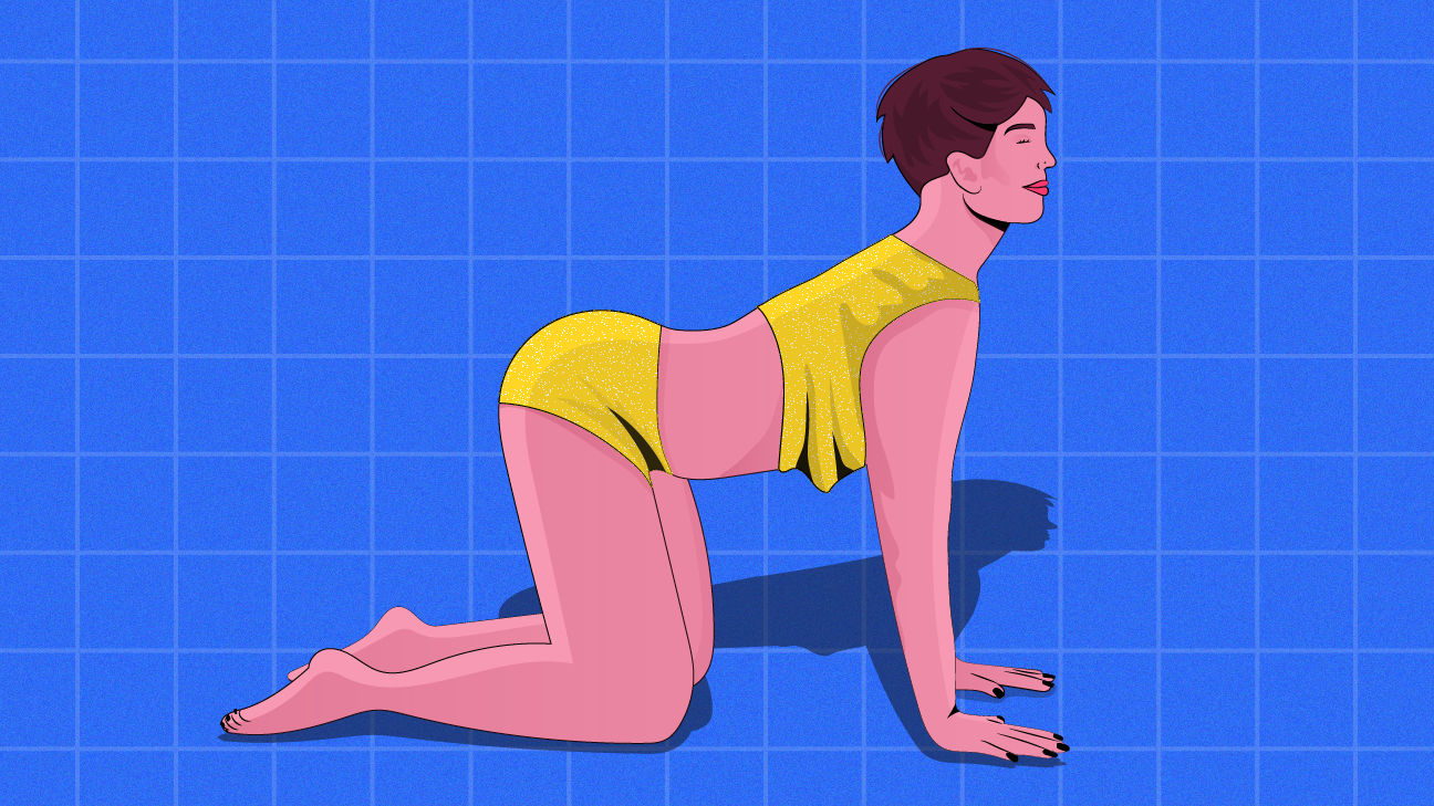 Exercise as sex that double positions Workout Sex