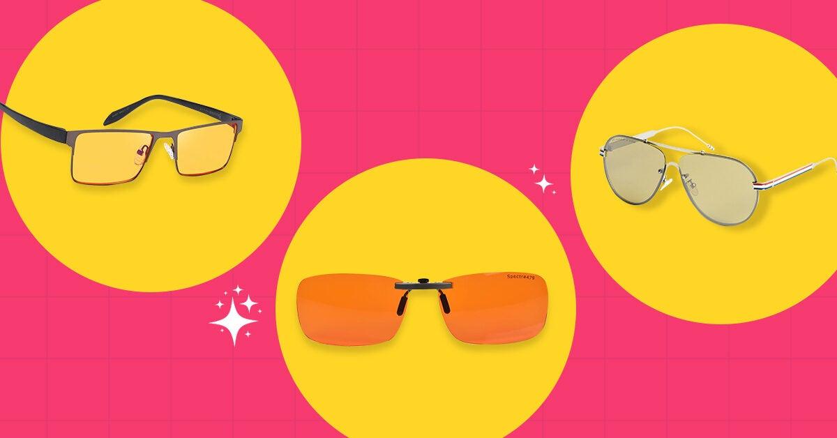 Blinded by Blue Light? Here's the 15 Best Blue Light Glasses for 2021