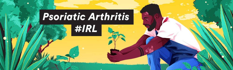Psoriatic Arthritis #IRL