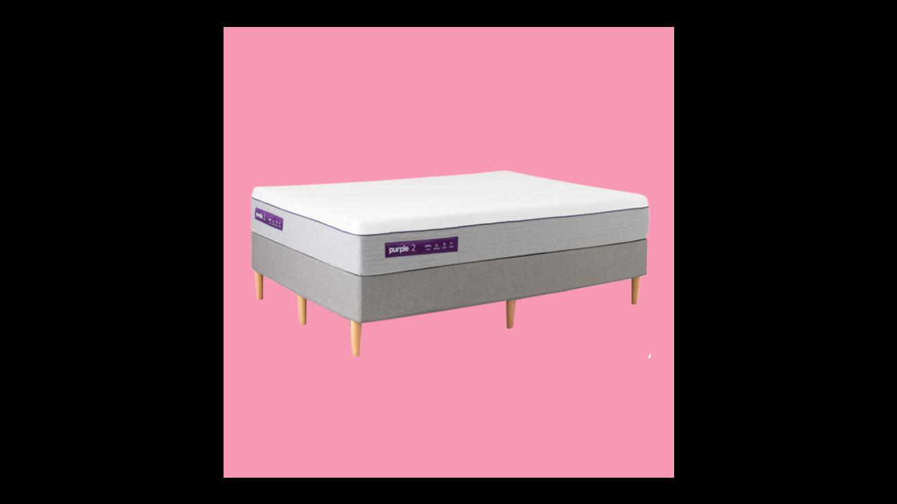 Purple Hybrid mattress