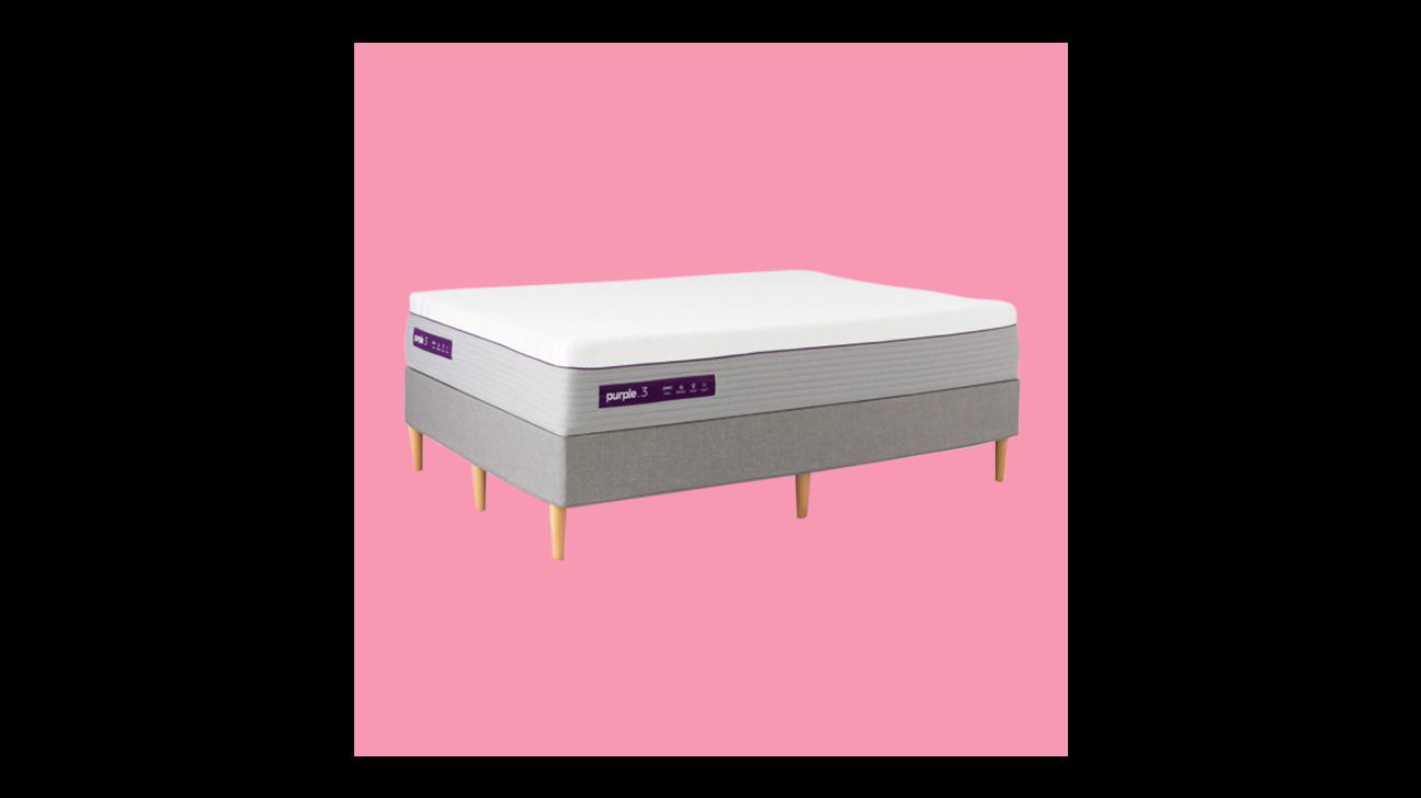 Purple Hybrid Premier mattress