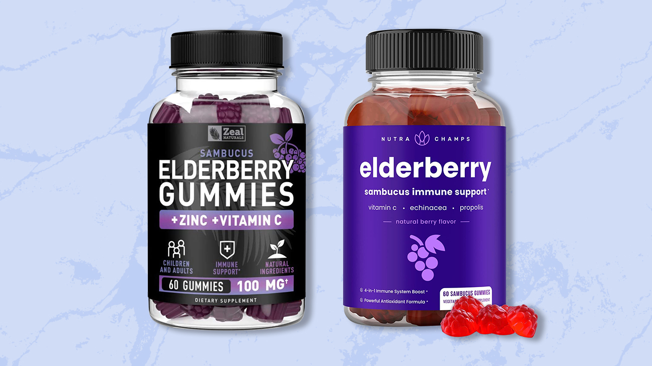 The Best Elderberry Gummies in 2021 to (Possibly) Keep Sniffles at Bay