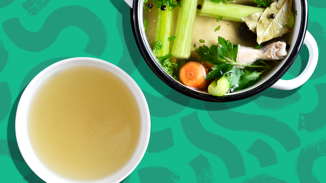 Seriously, What's the Difference Between Chicken Stock and Chicken Broth?