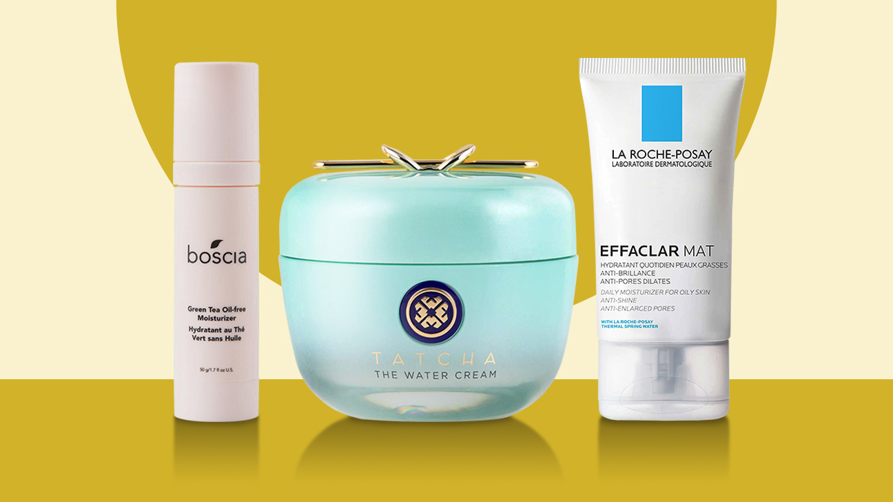12 Best Moisturizers for Oily Skin to Keep You Hydrated and Fresh AF