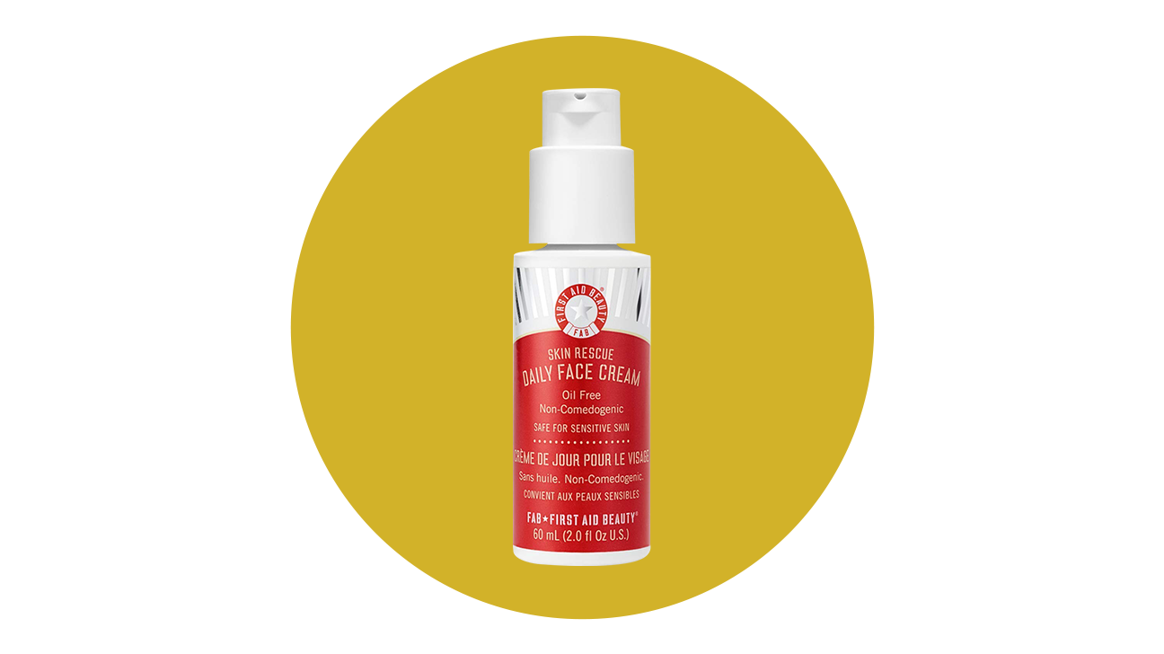 First Aid Skin Rescue Daily Face Cream