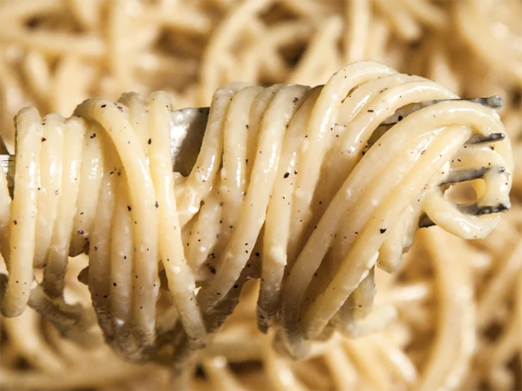 Desperation Spaghetti Carbonara