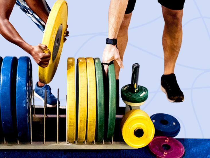 Full Plate: 7 Good Weight Plate Exercises That Bring Big Gains