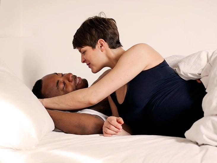 What causes vaginal burning during sex