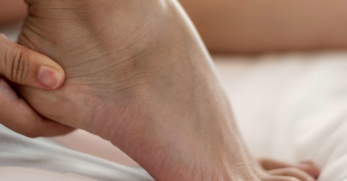 Heel pain: Causes, prevention, and