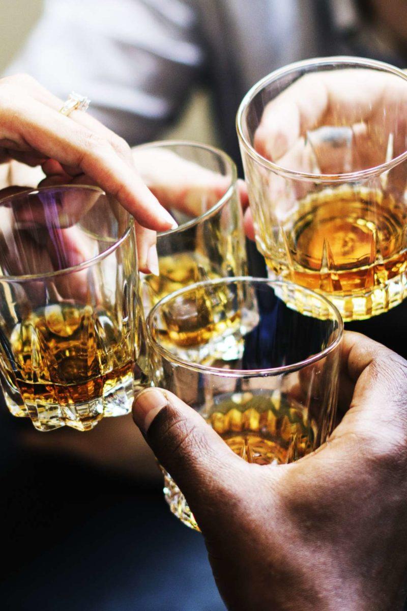 10 health risks of chronic heavy drinking: Liver disease ...
