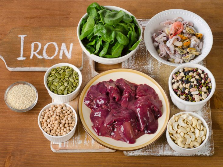 how to get extra iron in diet