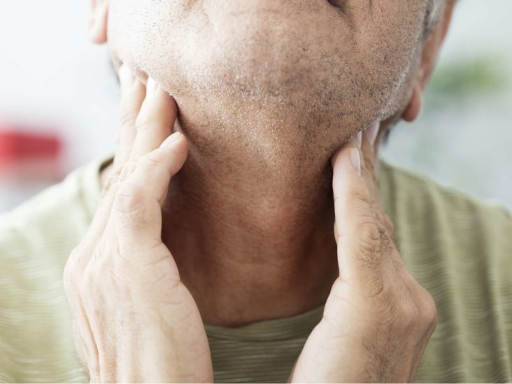 Lump Under The Chin Symptoms And Causes