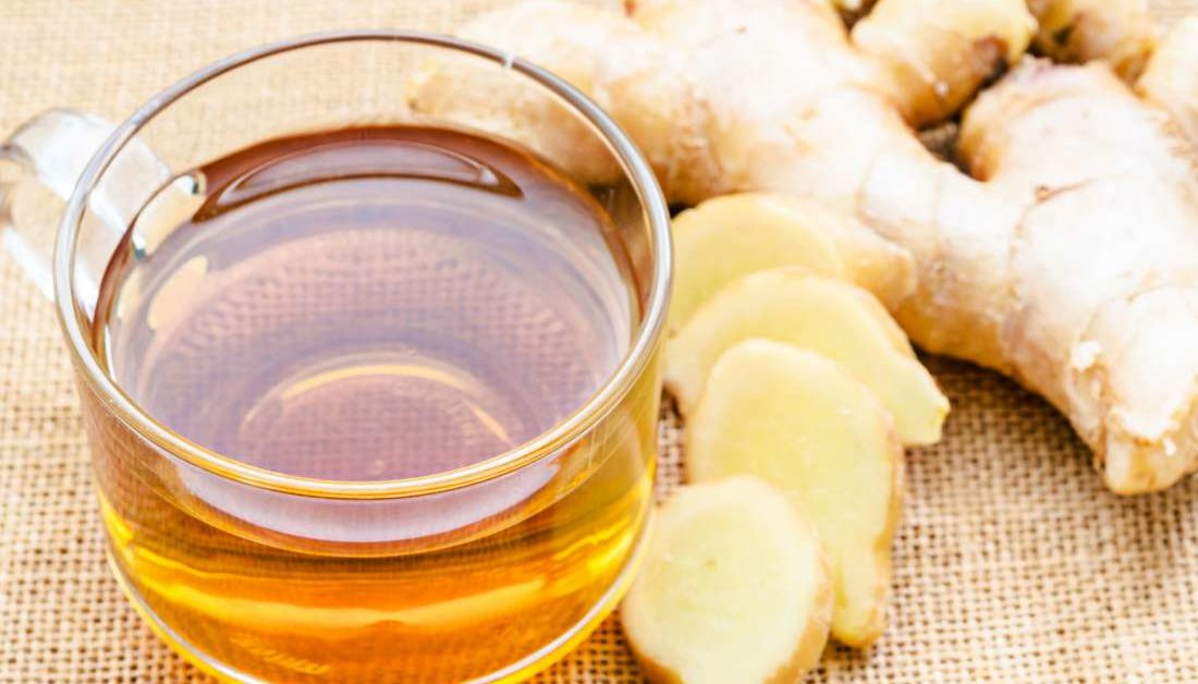 Ginger Water Benefits Risks And How To Make It At Home