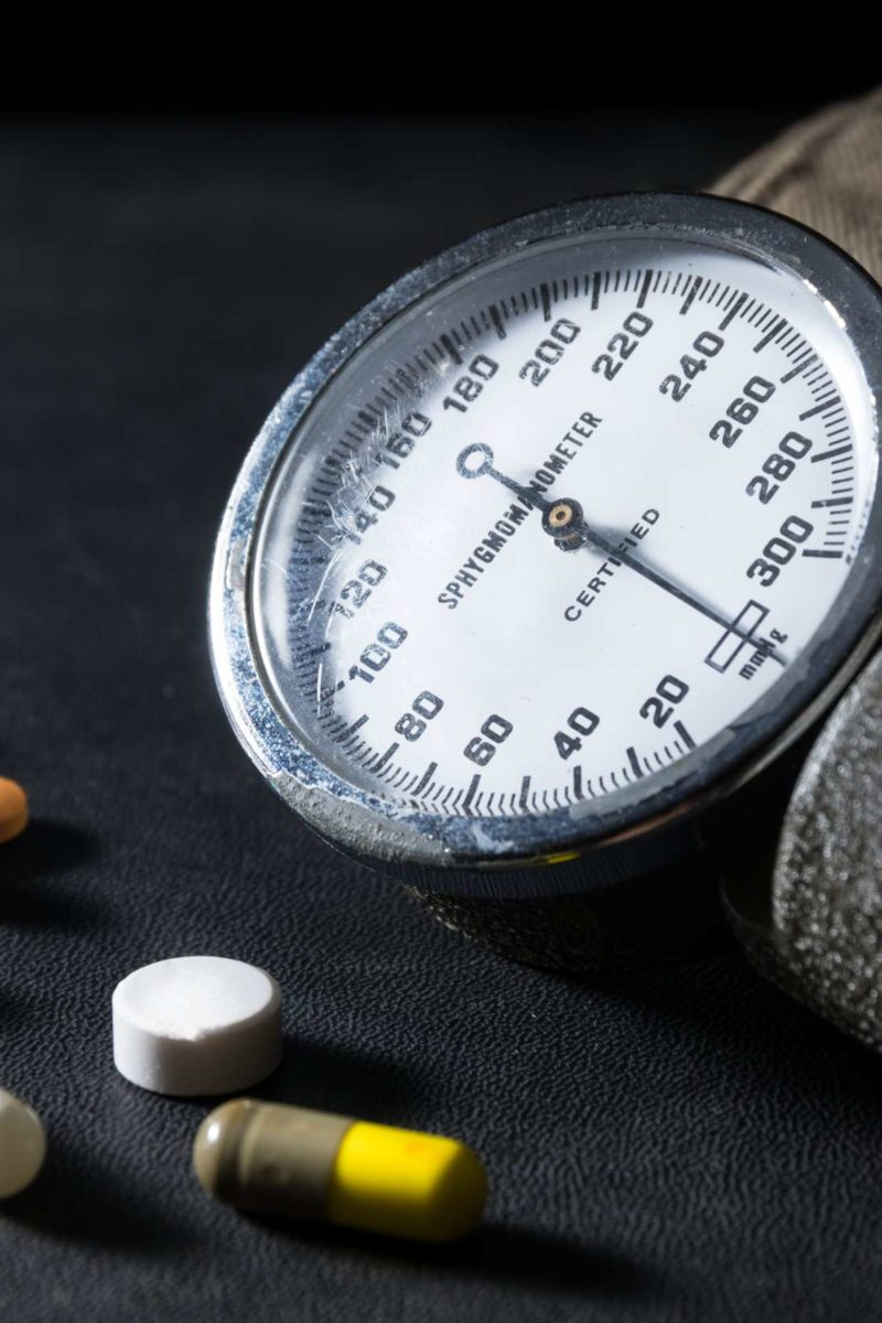 when to come off blood pressure medication