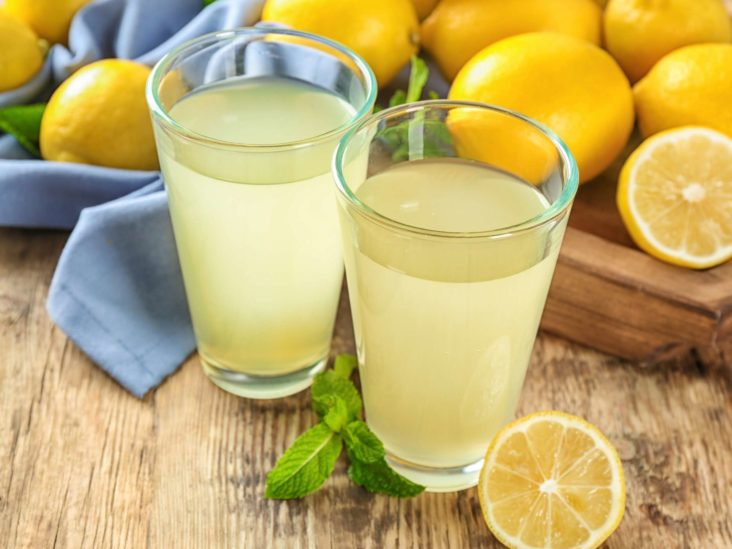 can you have lemon on diet