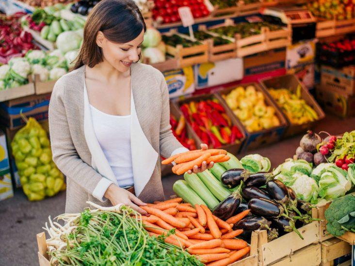 do vegetarians have a low protein diet