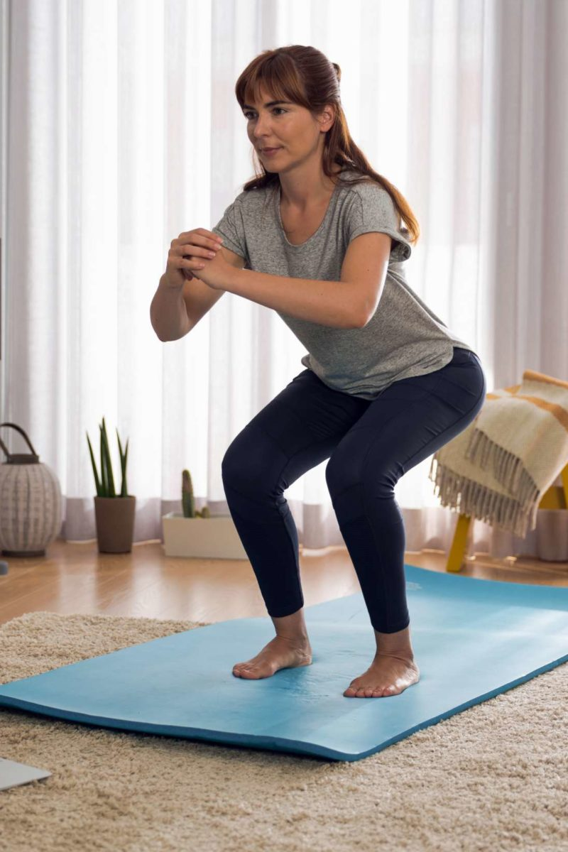 Knee pain from squatting: Causes, prevention, and recovery