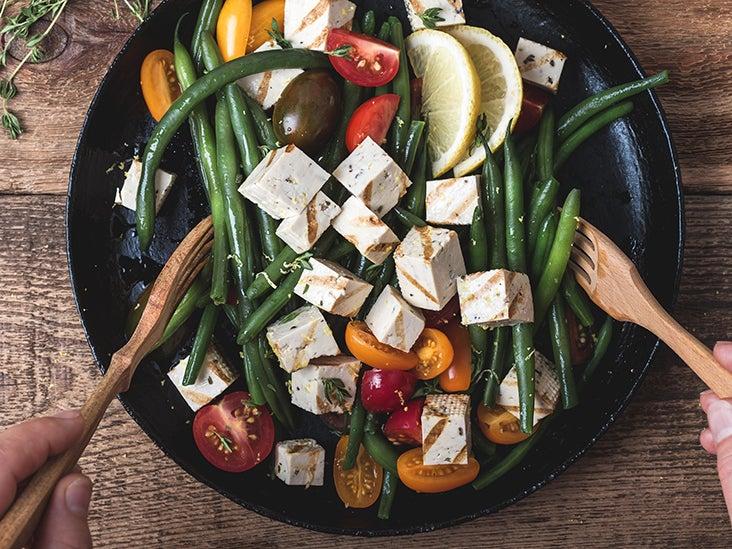 vegan diet low in saturated fat